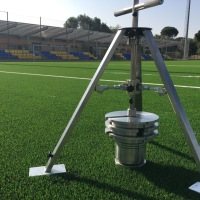 Campos de césped artificial para deportes profesionales: Los gestores proponen mejoras en su mantenimiento
